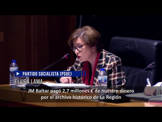Pleno Ordinario Diputación 29-3-2019