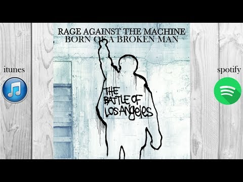 Rage Against the Machine - Born of a Broken Man (Wrestling EDIT)