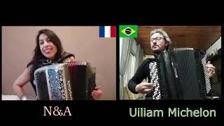 Duo Uiliam Michelon – Indifference T. Murena J. Colombo