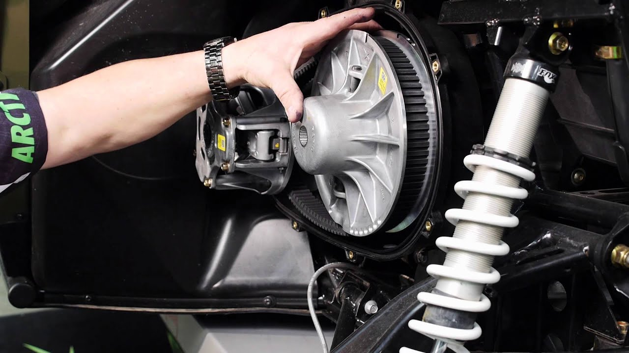 how to change the primary clutch on a 2013 comander