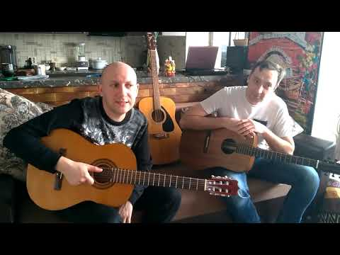 Лобановский СДК Видеоуроки на гитаре Видеоурок 1
