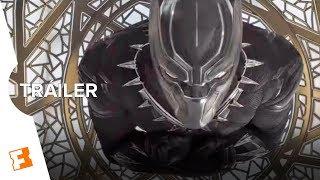 Pantera Negra Tráiler #1 Subtitulado (2018) | Fandango Latam