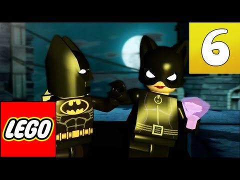 LEGO: Batman The Video Game - Part 6 - Catwoman