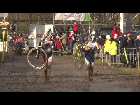 Veldrijden / Cyclocross National Championship - Belgium 2014 - Erpe Mere - Women and Juniors