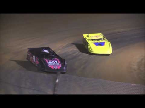 Pro Late Model Heat #3 from Ponderosa Speedway, November 5th, 2016.