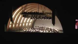 """Bolero"" - Los Angeles philharmonic orchestra live at Hollywood bowl July 7th 2015"