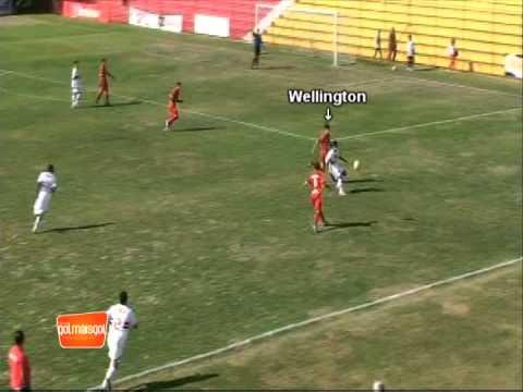 Wellington Aparecido de Faria   Volante   www.golmaisgol.com.br