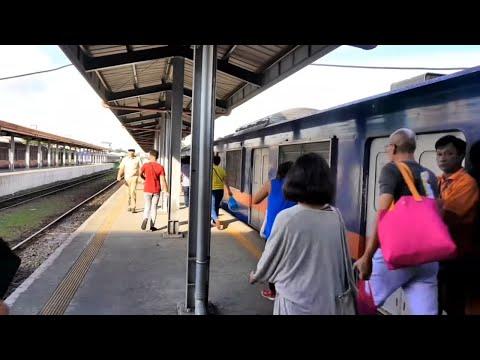PNR from Tutuban to Bicutan