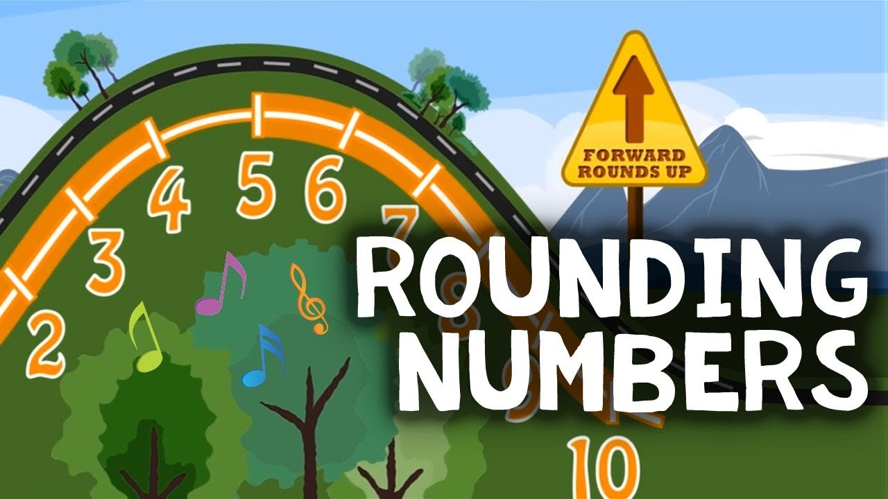 small resolution of Rounding Numbers Song   3rd Grade - 4th Grade   Rounding to the Nearest Ten  \u0026 Hundred - YouTube