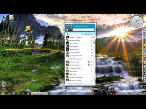 FTalk!messaggistica Chat Gratuita Di Facebook Per Il Tuo Desktop!