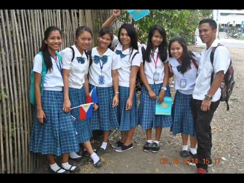 COGON HIGH SCHOOL GRADUATING CLASS 2013-2014