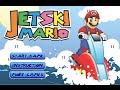 Mario  JETSKI Game , Cartoon Game For Kids