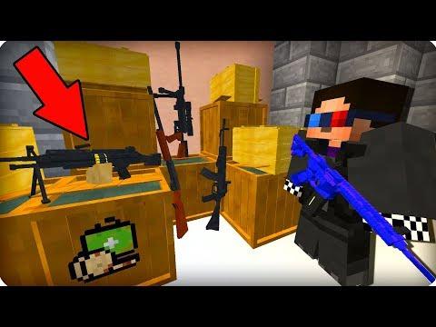 Нашел склад с оружием [ЧАСТЬ 89] Зомби апокалипсис в майнкрафт! - (Minecraft - Сериал)