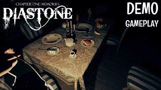 DIASTONE: Memories - Exclusive Demo Gameplay (Upcoming Horror Game 2019)