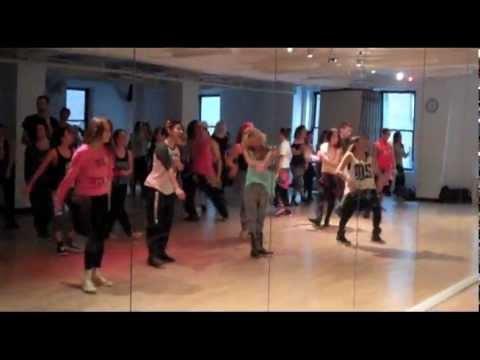 Chio's Jazzfunk Class -