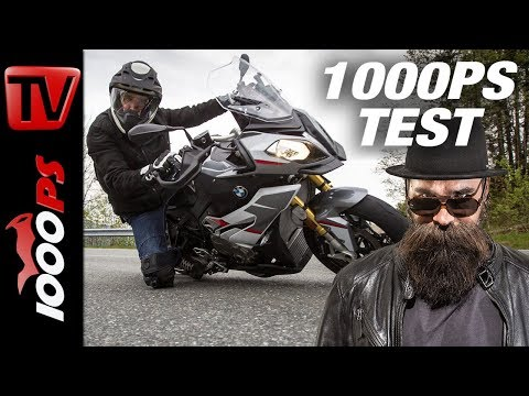 1000PS Test - BMW S 1000 XR 2017 - 5 PS mehr trotz Euro 4