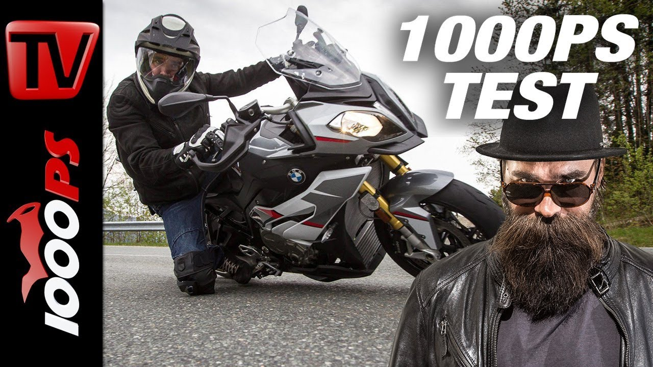 1000ps Test Bmw S 1000 Xr 2017 5 Ps Mehr Trotz Euro 4 Youtube
