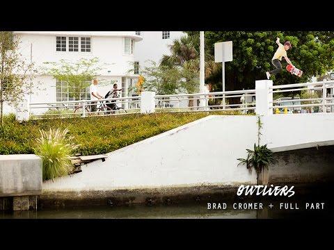 Brad Cromer in Outliers - TransWorld SKATEboarding
