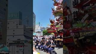 2017.5.14 日田祇園囃子 お染久松