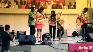 Meriahnya AXIS Dreamers Radio Festival 2013 (HD)