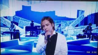 2017.10.7 ミュージックフェアに出演し尾崎豊の「I LOVE YOU」を熱唱.