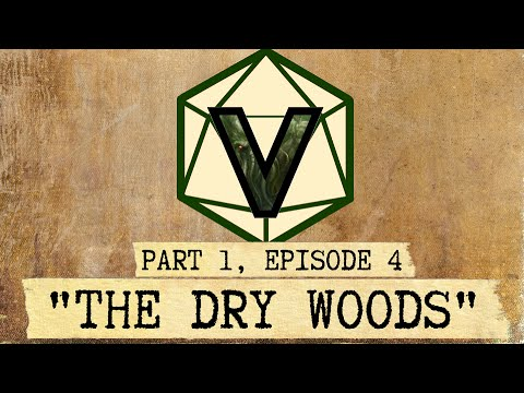 """Call of Cthulhu RPG - """"The Dry Woods"""" - Part 1, Episode 4"""