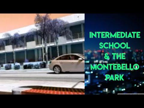 Montebello Intermediate School & The Montebello Park
