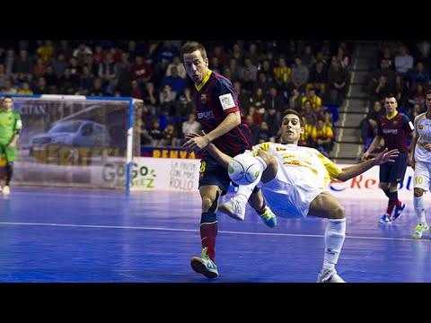 FC Barcelona Alusport – Marfil Santa Coloma | Jornada 20 – Temporada 2013/14