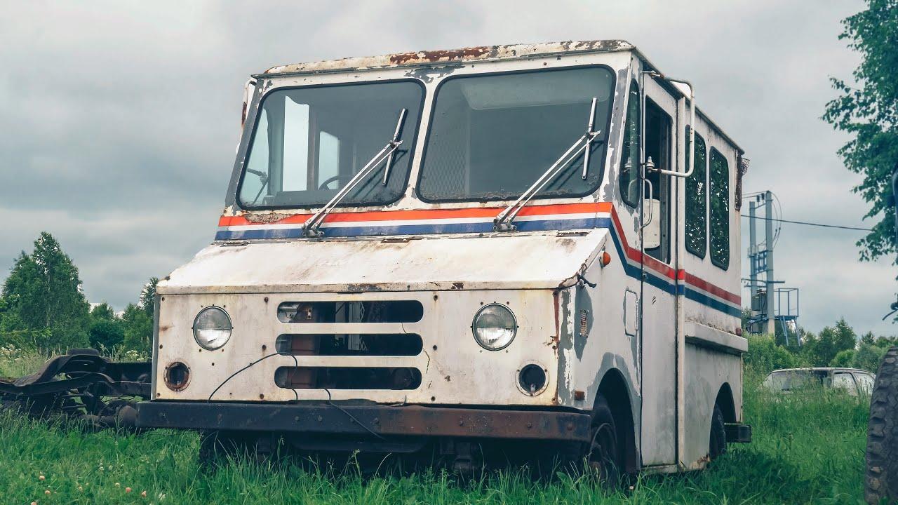 Откопали Фургон Мороженщика!
