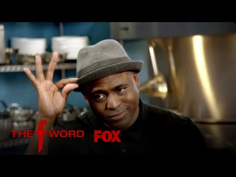 Wayne Brady Takes Cooking Lessons From Gordon Ramsay | Season 1 Ep. 10 | THE F WORD