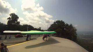 Go Pro HD :2 Hangliders launch 1300ft