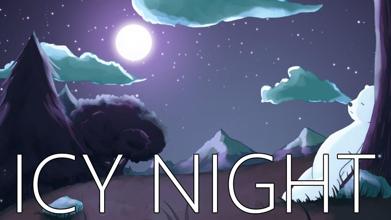 icy night we bare bears fan art youtube. Black Bedroom Furniture Sets. Home Design Ideas