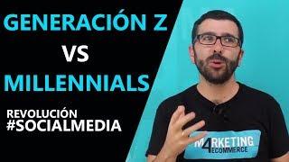 Generación Z Vs Millennials: la revolución de las redes sociales en España