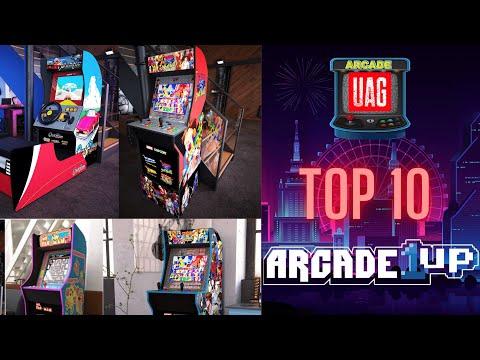 Top Ten Arcade1up from Ur Average Gamer