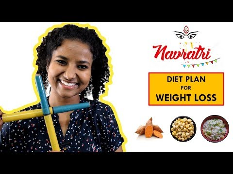Navratri Fasting Weight Loss Diet Plan | Quick Recipes for Busy People