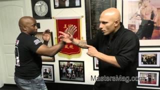 Gambar cover 3 HANDS DEEP (Wing Chun) Wing Chun Talking Hands  By Sifu Harinder Singh Sabharwal