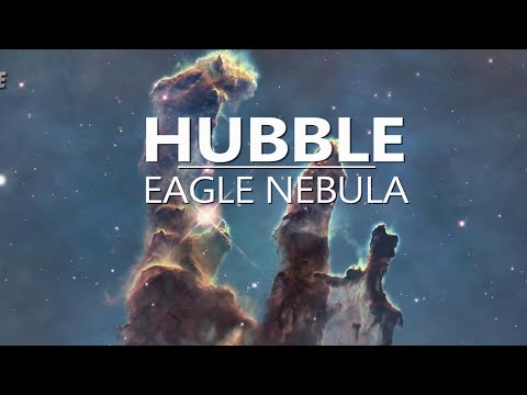 NASA Hubble Space Telescope - The Wonder Of The Eagle Nebula