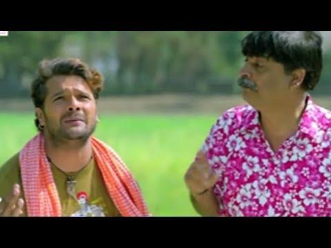 खेशारी लाल कॉमेडी-JILA CHAMPARAN - Superhit FULL HD Bhojpuri Comedy 2018 - Khesari Lal Yadav