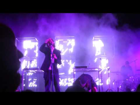 Miike Snow - Black & Blue Live Coachella 2016