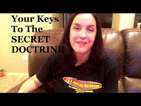 001: Studying H.P. Blavatskys The Secret Doctrine