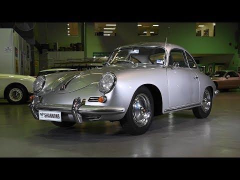 1960 Porsche 356B 1600S Coupe - 2019 Shannons Sydney Autumn Classic Auction