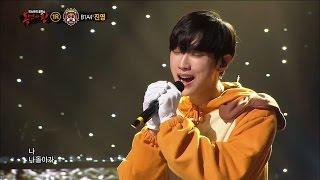 【TVPP】 JinYoung(B1A4) - I Return, 진영(B1A4) - 나 돌아가 @King Of Masked Singer