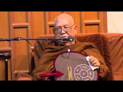 Dhamma Talk by Panditarama Sayadawgyi (VMC 9meditation retreat)