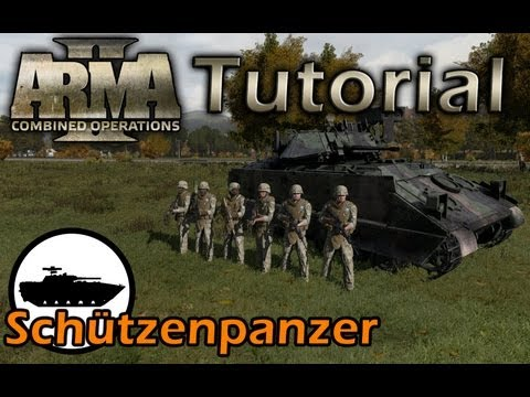 ArmA 2 OA/ACE Schützenpanzer Tutorial (german)