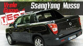 видео SsangYong