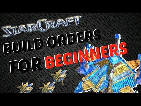 Starcraft Remastered | Tutorial 3: Build Orders