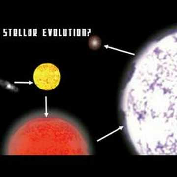 Astronomy Lecture - Stellar Evolution