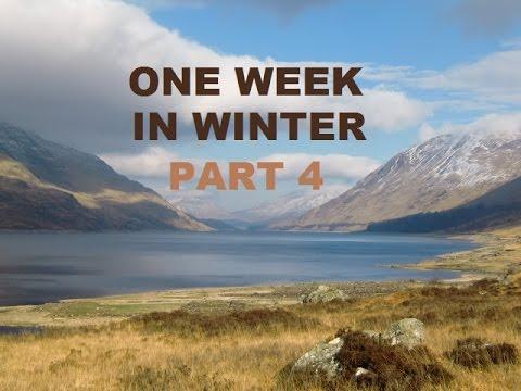 One week in Winter...Part 4
