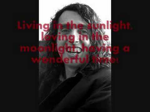 Tiny Tim-Living in the sunlight-lyrics (not serious)
