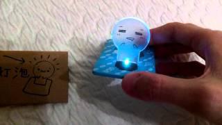Tarjeta Lámpara LED